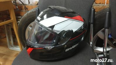 Продам шлем SHARK speed r